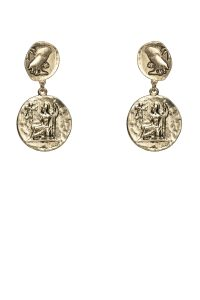 ARTEMIS EARRING GOLD BY KITTE