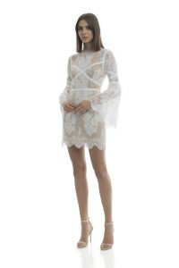 Candice Lace Dress by Misha Collection