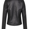 One & Only Leather Jacket by Zaliah