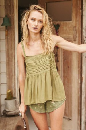 Gypsy Stars Relaxed Shorts by Auguste the Label