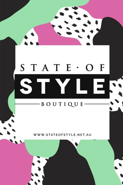 GIFT VOUCHER STATE OF STYLE