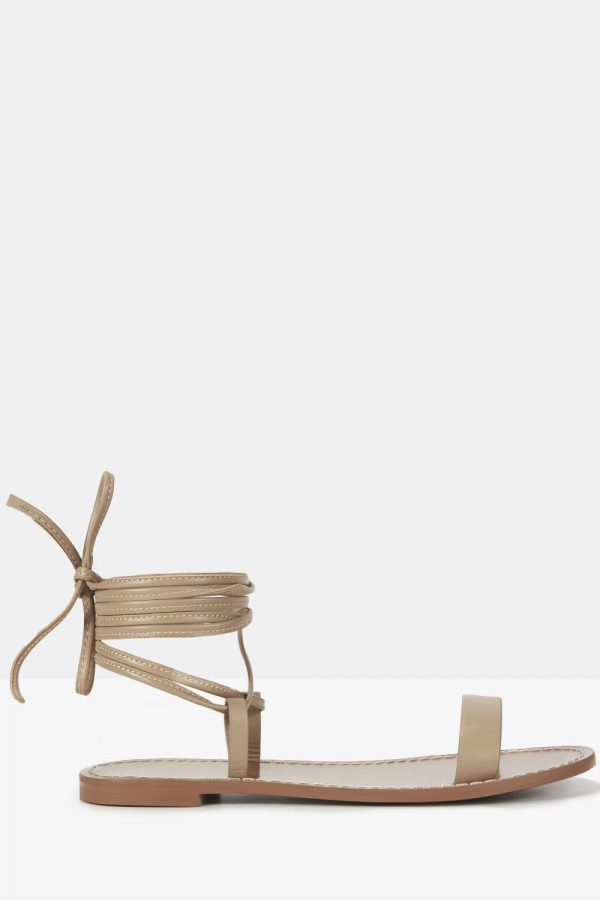 The Spencer in Nude Nappa Leather by Mode Collective