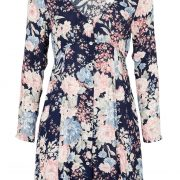 Alice Sleeved Play Dress in Navy Blue by Auguste the Label
