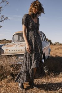 Delilah Maxi Dress Auguste the Label