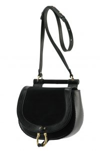 Babylon Bar Bag Black by Sancia