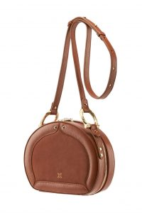 Sistelo Cross Body Bag Brandy by Sancia