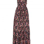 Helena Maxi Apron Dress Black by Auguste the Label