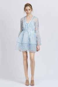 Sweet Pea Dress Baby Blue by We Are Kindred