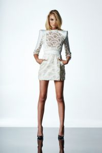 Rumi Mini Dress by Zhivago