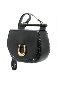 Babylon Bar Bag in Black by Sancia