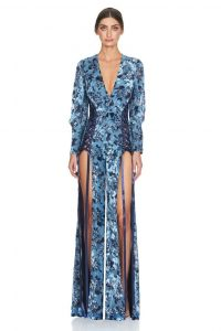 Dentella Pantsuit by Misha Collection