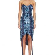 Lorron Dress by Misha Collection