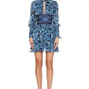 Luella Rose Dress by Misha Collection