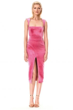 Yassassin Velvet Dress by Zhivago