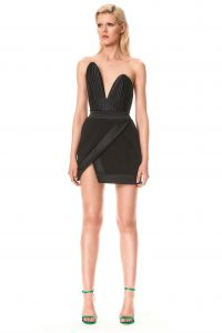 I take the dice Mini Dress by Zhivago