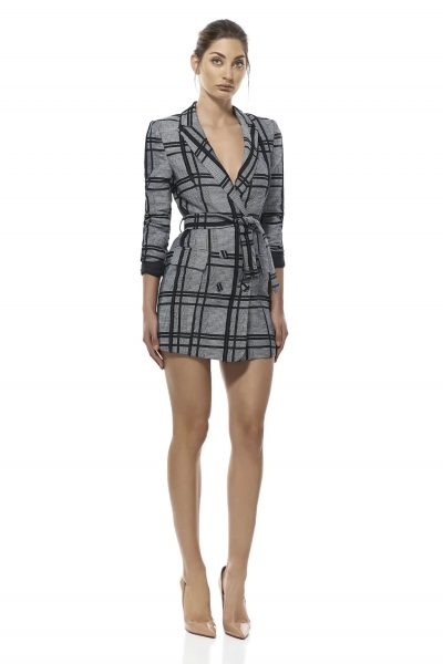 Juliette Blazer Dress Misha Collection