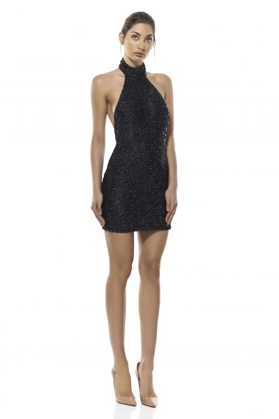 Annie Sequin Dress by Misha Collection