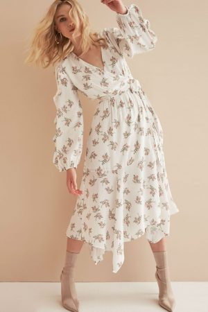 Koko Dress Light Flora by Steele