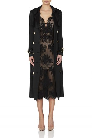 Valerie Trench Coat by Misha Collection