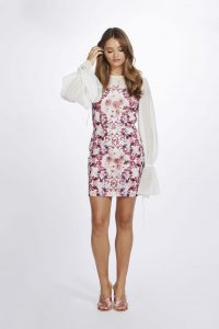 Elisabetta Mini Dress by We are Kindred