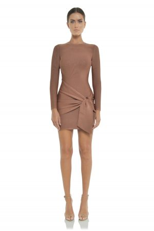 Drew Bandage Mini Dress by Misha Collection