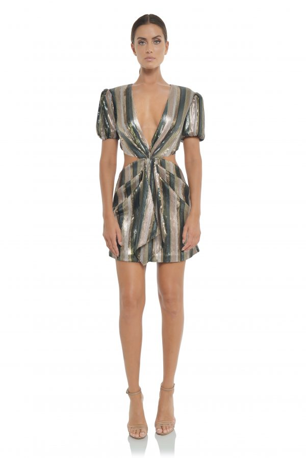 Lorlea Mini Dress by Misha Collection