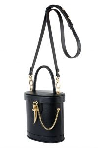 Camilo Bag in Black by Sancia