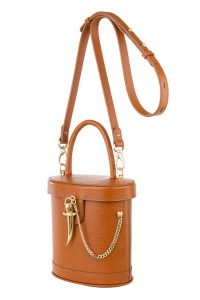 Camilo Bag in Cognac by Sancia