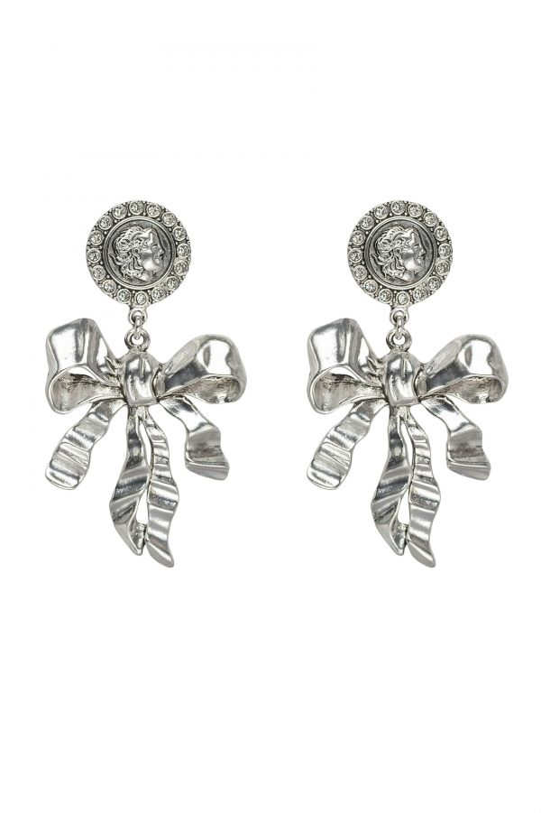 Juliet Earring in Silver by Kitte