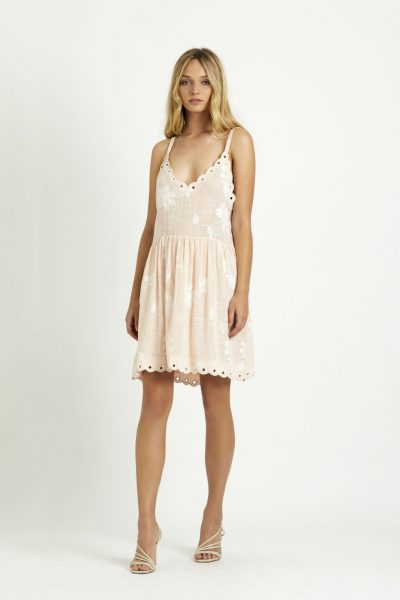 Lacey Slip Dress by Steele