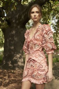 Paisley Passion Dress by Thurley