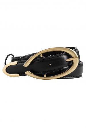 Florette Belt Black by Sancia