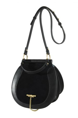Cesanne Saddle Black by Sancia