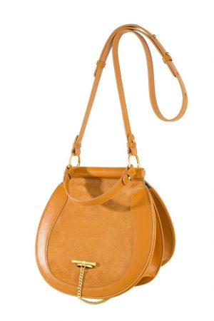 Cesanne Saddle Cognac by Sancia